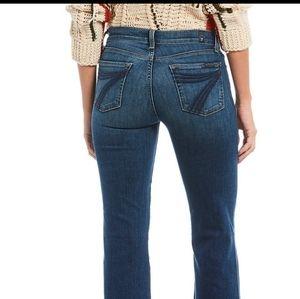 DOJO 7forallmankind jeans